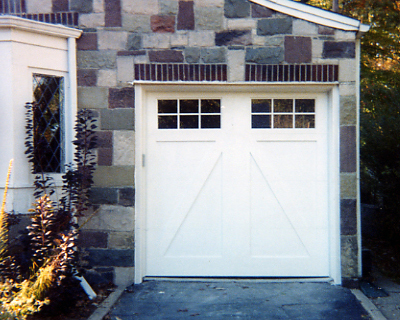 Skillman Doors Portfolio Carriage House Wood