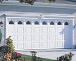 Vinyl garage doors are a low-maintenance choice your home.